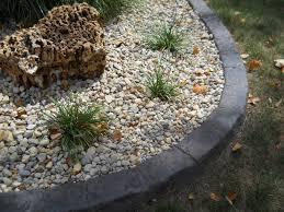 concrete landscape edging freeze thaw for garden popular landscaping garden edging ideas