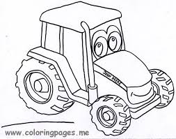 Small Picture Online for Kid John Deere Tractor Coloring Page 47 In Coloring