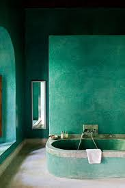 Brits Vanessa Branson and Howell James turned an old riad in Marrakech into  a luxury boutique hotel, El Fenn. wonder what colour that would be .
