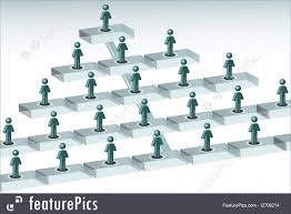 Background For Organizational Chart Business Graphics Organization Chart Stock Illustration