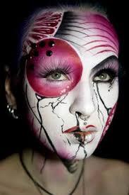artists amazing makeup artist rottenzombiefairy