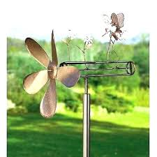 spinning yard art outdoor hanging metal wind spinners spinner kinetic pinwheel sculpture yard art decor colorful