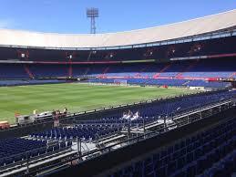 Feyenoord Forever Love Rotterdam Soccer Stadium Football