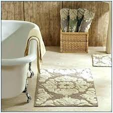 extra large bath mats rugs mat beautiful fl round bathroom rug all about cotton shower bamboo large bath mats