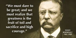 Teddy Roosevelt and Gerald Ford Quotes EMR and EHR Classy Teddy Roosevelt Quotes