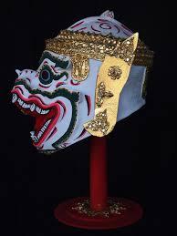 gold, luxury, decoration, hanuman, mask ...