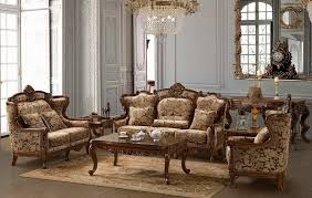 Image of: Victorian Living Room Sets