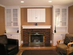 Custom Fireplace And Tv Cabinetry by Tony OMalley Custom Cabinetry