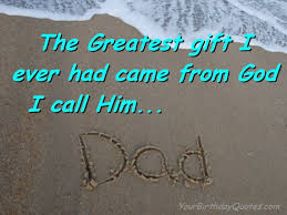 Love Dad Quotes Interesting Father's Day Quotes 48 YourBirthdayQuotes