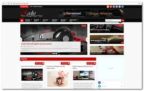 responsive blogger templates 15 best responsive blogger templates how to get a stylish blog