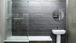 bathroom wall coverings waterproof bathroom wall paneling ideas treatments coverings waterproof boards excellent bathroom wall coverings