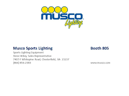 59 musco sports lighting