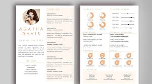 Gallery Of The Best Cv Resume Templates 50 Examples Design Shack
