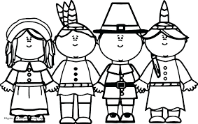 First Thanksgiving Coloring Pages First Thanksgiving Coloring Pages