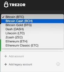 Bitcoin Cash Vs Bitcoin Price Chart Bitcoin Gold Trezor Support Ethereum Vs Bitcoin Price Chart