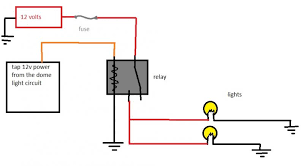 relay diagrams pirate4x4 com 4x4 and off road forum 4 pin relay wiring diagram horn 4 Wire Relay Diagram #12