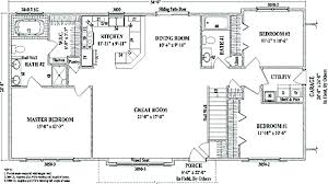 simple ranch house floor plans ranch small ranch house floor plans with photos simple ranch home