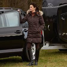Pikeur Ladita Ladies Long Quilted Coat Premium Collection - Brown ... & Pikeur Ladita Ladies Long Quilted Coat Premium Collection - Brown Adamdwight.com