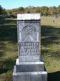 """Elizabeth Elvira """"Elisa"""" Sampson Ownbey (1824-1908) - Find A Grave ..."""
