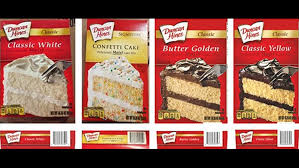 Duncan Hines Voluntarily Recalls Limited Number Of Cakes Mixes Due