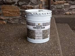 concrete sealer house painting