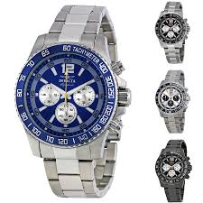 invicta signature ii racer chronograph mens watch zoom invicta invicta signature ii racer chronograph mens watch
