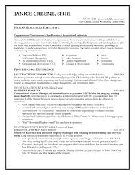 Sample Resume For Hr And Admin Executive Human Resources Assistant