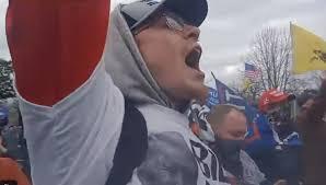 Protestors breach Capitol Building ...