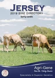 Agri-Gene Jersey Spring Update 2019 by Agri-Gene - issuu