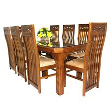 attractive wooden dining set dining set havana 08 seater arpico furniture