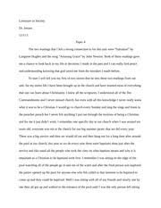 response to poem those winter sundays essay dr jensen  most popular documents for eng