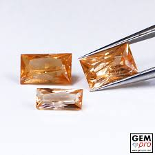 <b>1.37</b> ct Orange Spessartite Garnet