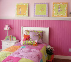 Wall Decor For Girls Girls Bedroom Fascinating Pink Girl Bedroom Decoration Using