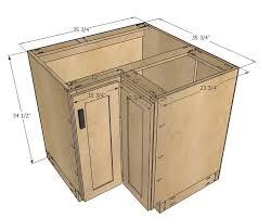 corner kitchen furniture. ana white build a 36 corner kitchen furniture k