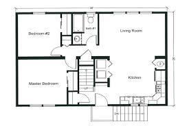 bedroom floor plan. Wonderful Bedroom Open Modular Floor Plan Has The Potential To Be 4 Bedrooms With  Optional Finished 2nd In Bedroom Floor Plan