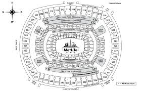 Rudential Center Newark Nj Meadowlands Izod Center Seating Chart