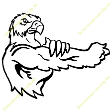 hawk clipart. Unique Clipart Hawk Clip Art Throughout Clipart A