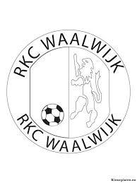 Voetbalclub Nederland Logo Kleurplaat 293494 Kleurplaat