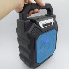 Loa Bluetooth YD-668 / Tika B408 âm thanh cực hay, có led đẹp, kết nối siêu  nhanh mới 100% lỗi 1 đổi 1 ARIGATO - LOA668 - Loa