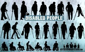 Image result for disabled people