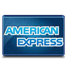 American express credit card Logos
