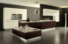 White Countertop Paint Contemporary Kitchen Design White Painted Wall Mounted Cabinet