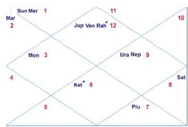 How To Read A Kundli Steps To Read A Birth Chart