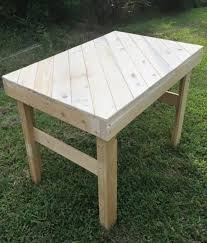 pin on pallet wood tables