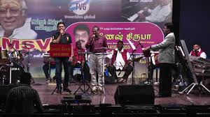 Light Music Orchestra Chennai Aval Paranthu By Ananthu Kovaimurali In Ganesh Kirupa Best Light Music Orchestra In Chennai