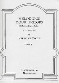 Melodious Double Stops Book 2 Violin Method
