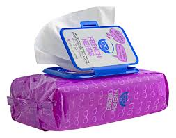 french nerds makeup remover towelettes cleansing wipes for eyes and face in