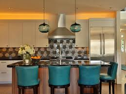 Teal Kitchen Photo Page Hgtv