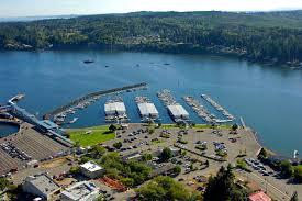 Port Of Kingston In Kingston Wa United States Marina