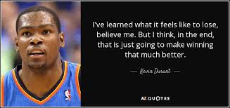 Kevin Durant Quotes Adorable 48 QUOTES BY KEVIN DURANT [PAGE 48] AZ Quotes